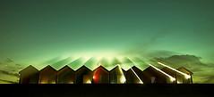 Beam me up (dan barron photography - landscape work) Tags: beach night lens long exposure zoom web hut blyth lightplay lightsources alemdagqualityonlyclub