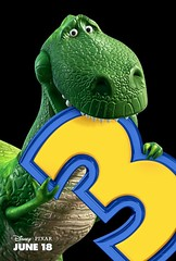 Rex poster toy story 3