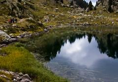 Ruta dels Llacs (hyde_) Tags: parque espaa naturaleza nature water ruta spain agua natura catalonia lagos route hyde catalunya sant parc nacional aigua catalua estany llacs maurici aguestortes