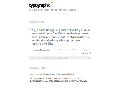 Typographic-Wordpress-Typography-Theme-Demo