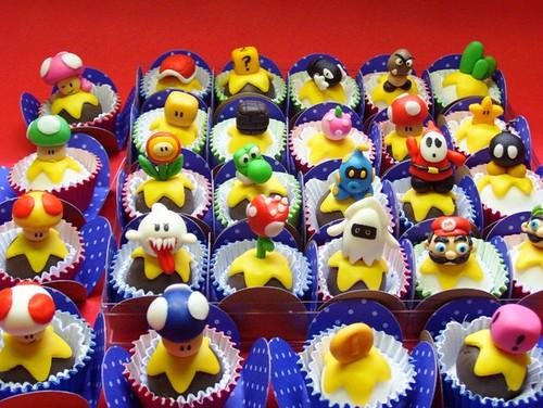 + Super Mario -all edible