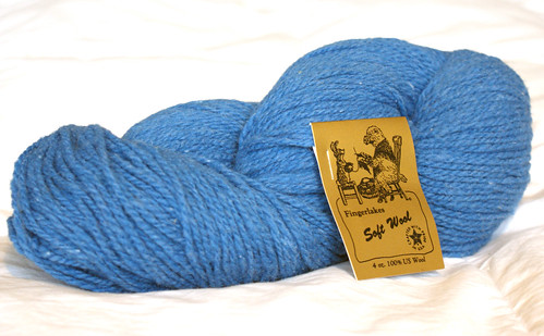 Rhinebeck Haul: Fingerlakes Soft Wool