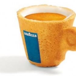 可爱的曲奇咖啡杯