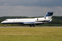VQ-BLA - 5215 - Private - Gulfstream G550 - Luton - 090521 - Steven Gray - IMG_2935