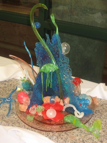 side 2 sugar sculpture