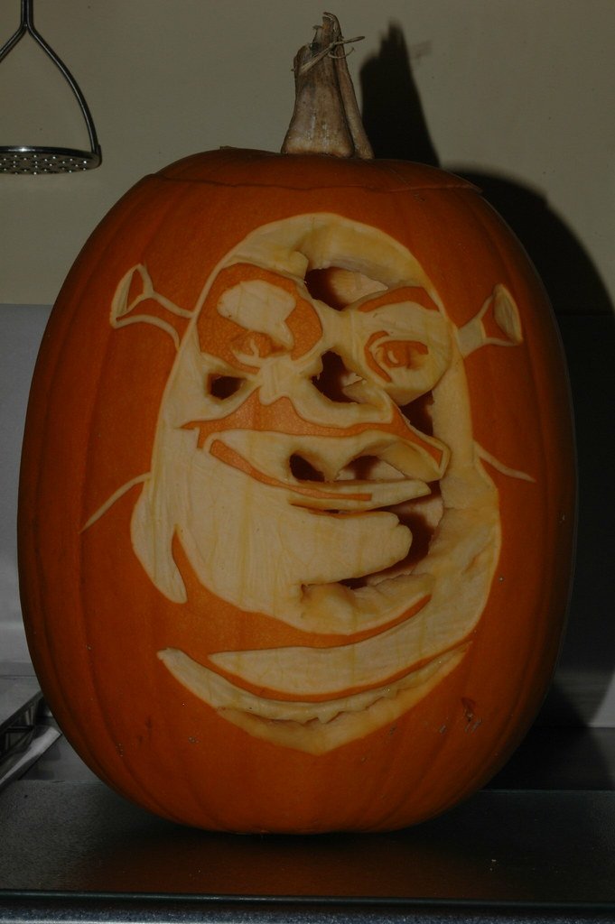 The World S Best Photos Of Pumpkincarving And Stencil
