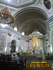 Interiors of Taal Basilica