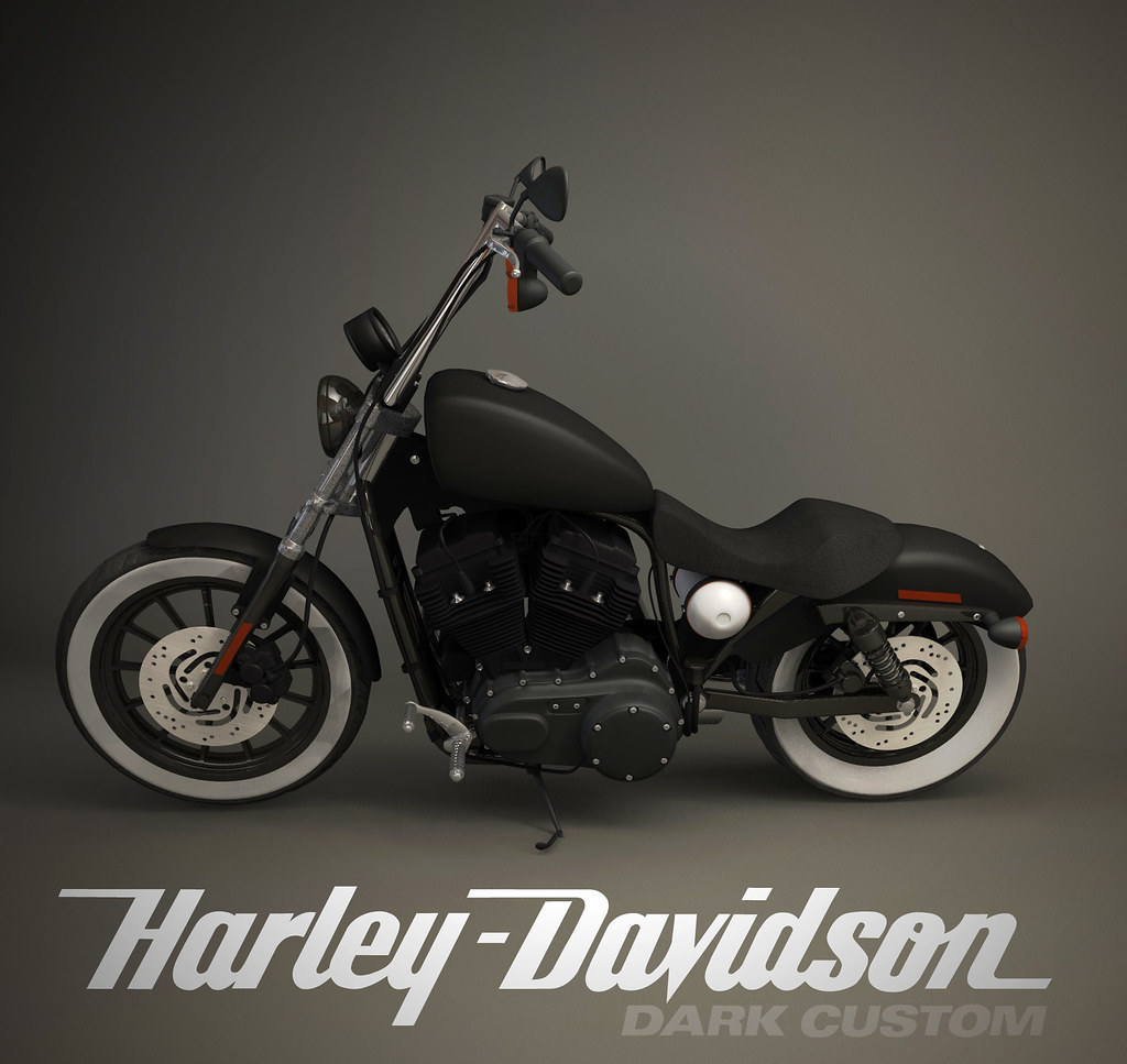 Harley Davidson Motorcycle Ape Hangers Wallpaper For Desktop