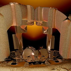 Forbidden (freetoglow (Gloria)) Tags: photoshop sensational fractal visualart hypothetical incendia wowiekazowie eyecandyart photoartwork sharingart