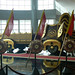 Royal Chariot, Royal Regalia Museum. Photo Sarah Jane Evans.