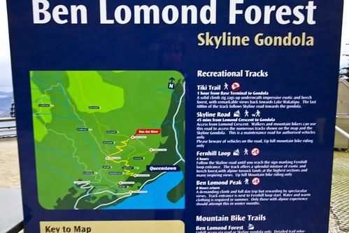 Ben Lomond chart
