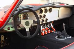 Shelby Daytona Coupe // Le Mans Edition (ColdTrackDays.com) Tags: redsportscar