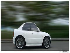 Mini Honda Accord Type R (sam4605) Tags: photoshop honda accord mini supercar typer minicar sam4605