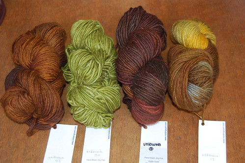 Malabrigo - Mistake Colors