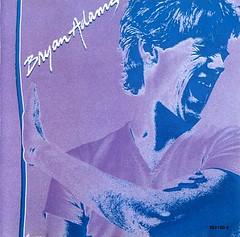 Bryan Adams (1980) debut - cover