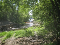 Minnehaha Creek & the Mississippi