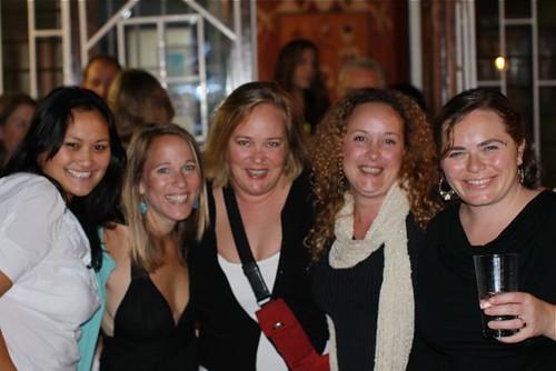 Malene, Amy, Aly, Sara & Kate