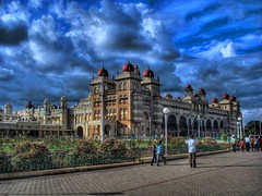 My first HDR...!!! (rabidash*) Tags: india colour art love beautiful beauty photography amazing cool fantastic flickr shot good awesome great royal palace creation dash excellent click colourful lovely mysore hdr rabi mysorepalace rabindra colorphotoaward rabidash excxellent rkdash rabidashphotography