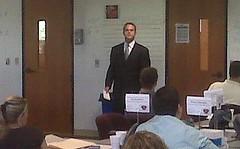 Introducing...Matt in a suit!