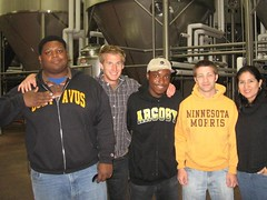 Morris Young Alumni Summit Brewery Tour