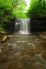 Harrison Wright Falls - Ricketts Glen State Park (VermontDreams) Tags: waterfall pennsylvania falls explore pa waterfalls rickettsglen rickettsglenstatepark luzernecounty harrisonwrightfalls wnywaterfallers