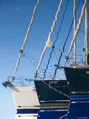 ...for Erica :)) (anka.anka28) Tags: blue sea water marina yacht poland polska explore niebieski woda gdynia morze jacht pomorze abigfave platinumheartaward