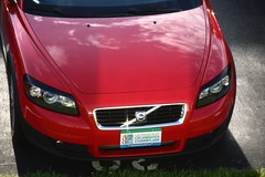 IMG_8492e (rsgdodge) Tags: red summer car canon volvo 5d t5 canon5d 2009 canoneos5d c30 volvoc30 c30t5