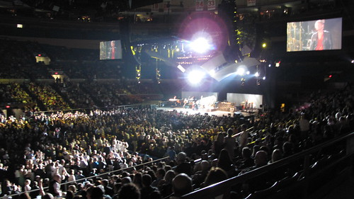 fleetwood mac @ madison square garden