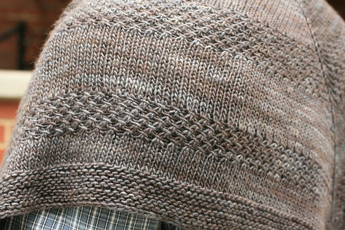 Textured Shawl Recipe