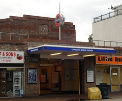 Picture of Upminster Bridge Station