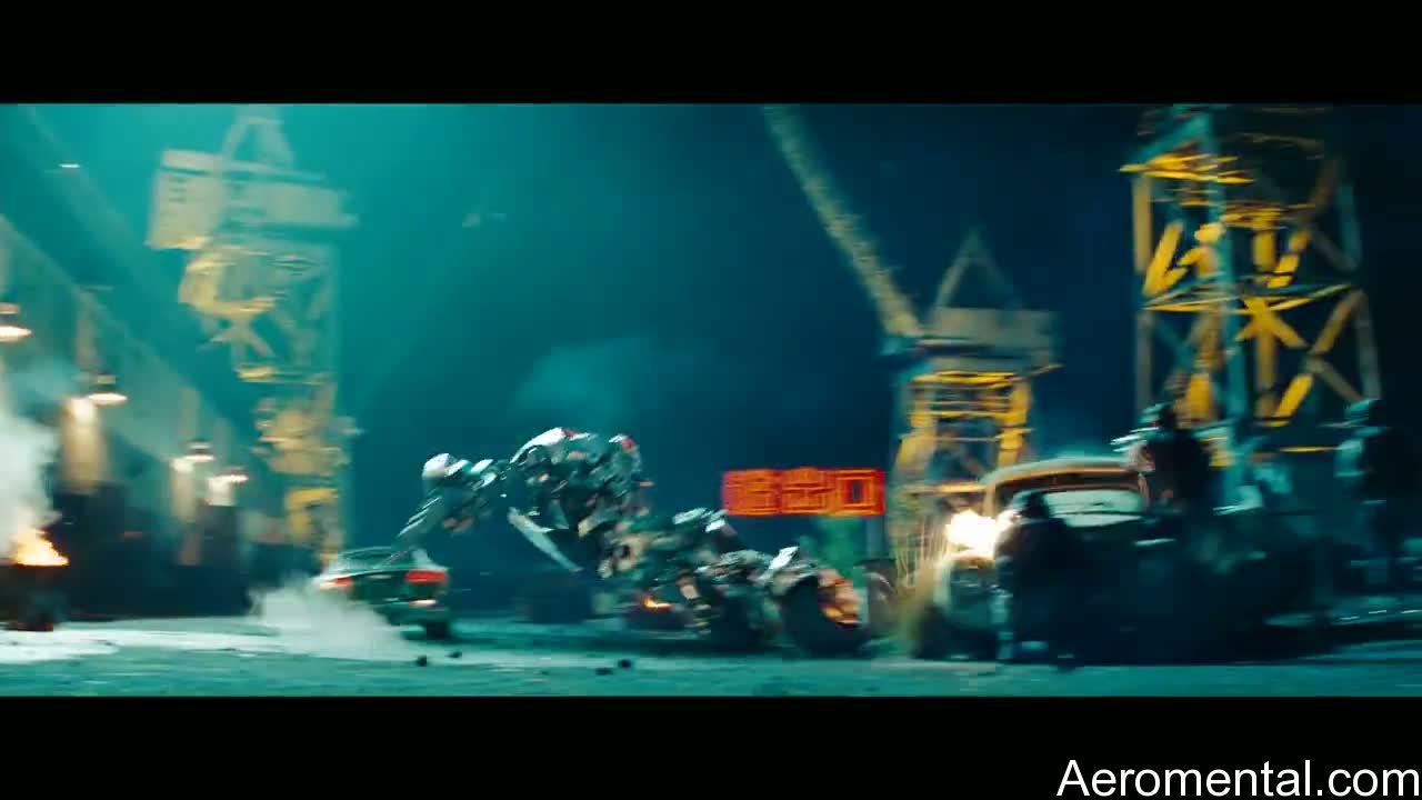 Transformers 2  Sideswipe y Sideways