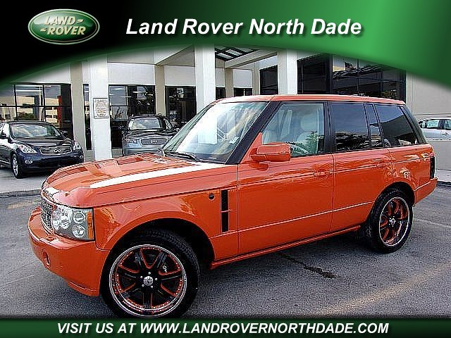 2006 Land Rover Range Rover Supercharged 54980 by Dealer Online Marketing