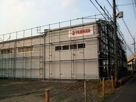YSP静岡東外観