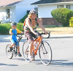 Mom & Son by RichardMasoner on FlickR,http://www.flickr.com/photos/bike/3679897527/
