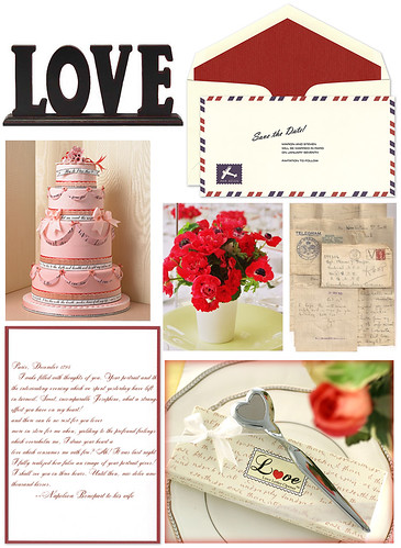 Love Letter Bridal Shower