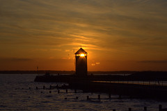 Sunset at Bateman's Tower (Alan1954) Tags: sunset sea fab tower beautiful essex brightlingsea coth distellery anawesomeshot diamondclassphotographer theperfectphotographer ilovemypics 100commentgroup nanolog platinumpeaceaward coth5