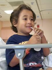 All Better! (Sarah B in SD) Tags: sandiego hendrix hip mri 6yearold anesthesia sooc radychildrenshospital leggperthesdisease