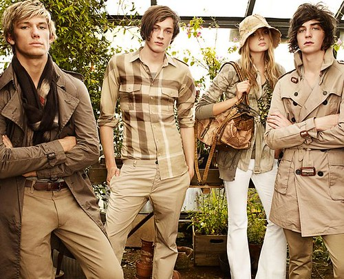 Burberry SS09 Campaigns_013(Burberry Official)