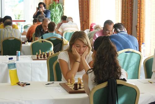 Donna Schut, ja ha fet la norma de mestre internacional femenina