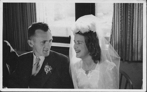 1948 Dad and Mum