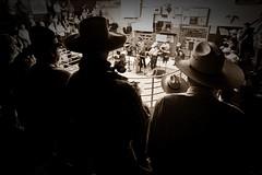 Slipping Away (photo 1) (Dan Ballard Photography) Tags: la cowboy colorado western cowboyhat junta salebarn cowboychurch