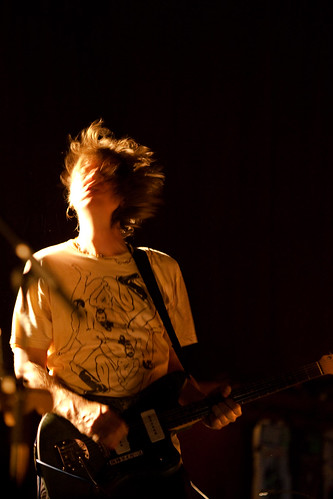 Thurston Moore of Sonic Youth