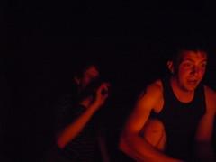 P1020342 (mindlesscrapphotos) Tags: camping friends party music boats fire tents guitar moth morayfirth covebay primrosebay