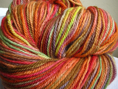 "*Pre-Order* ""Thanksgiving"" on your choice of yarn (...a time to dy"