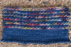 Sundog Sweater Swatch