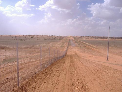 The NSW Dog Fence