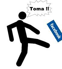 Kick Facebook (Pateador) Tags: kick patada