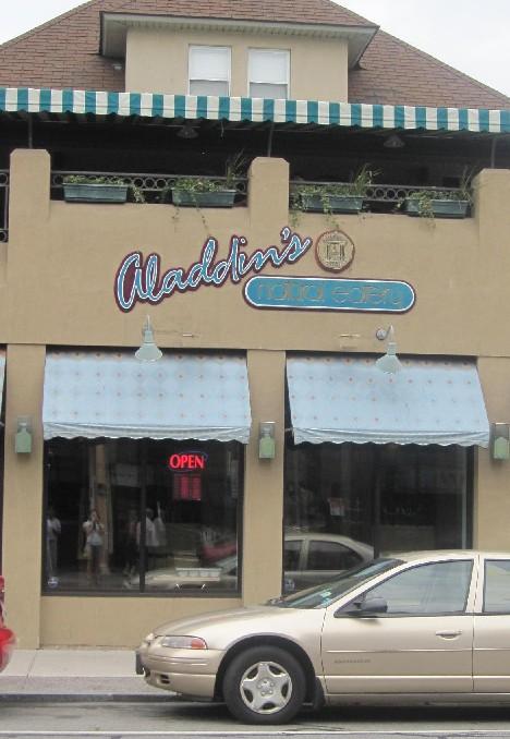 Aladdin's Natural Eatery, Rochester NY