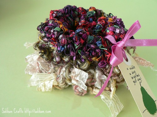 Crochet Hairbands as a Gift Set