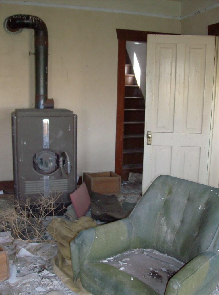 Uniontown Farmhouse, Living Room 3